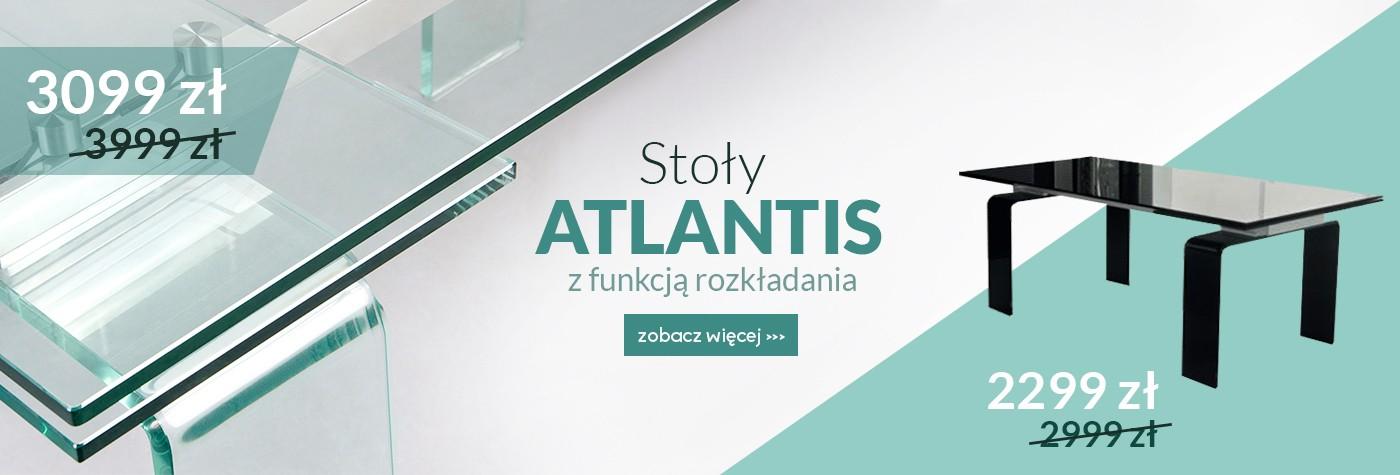 Stoły Atlantis -20%