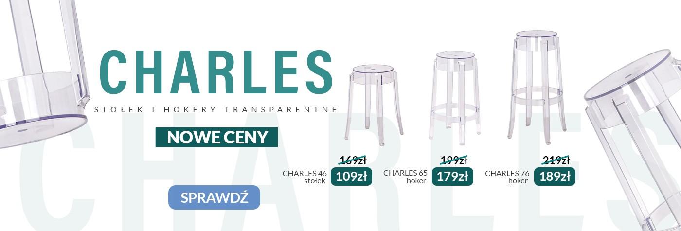 Charles niższa cena