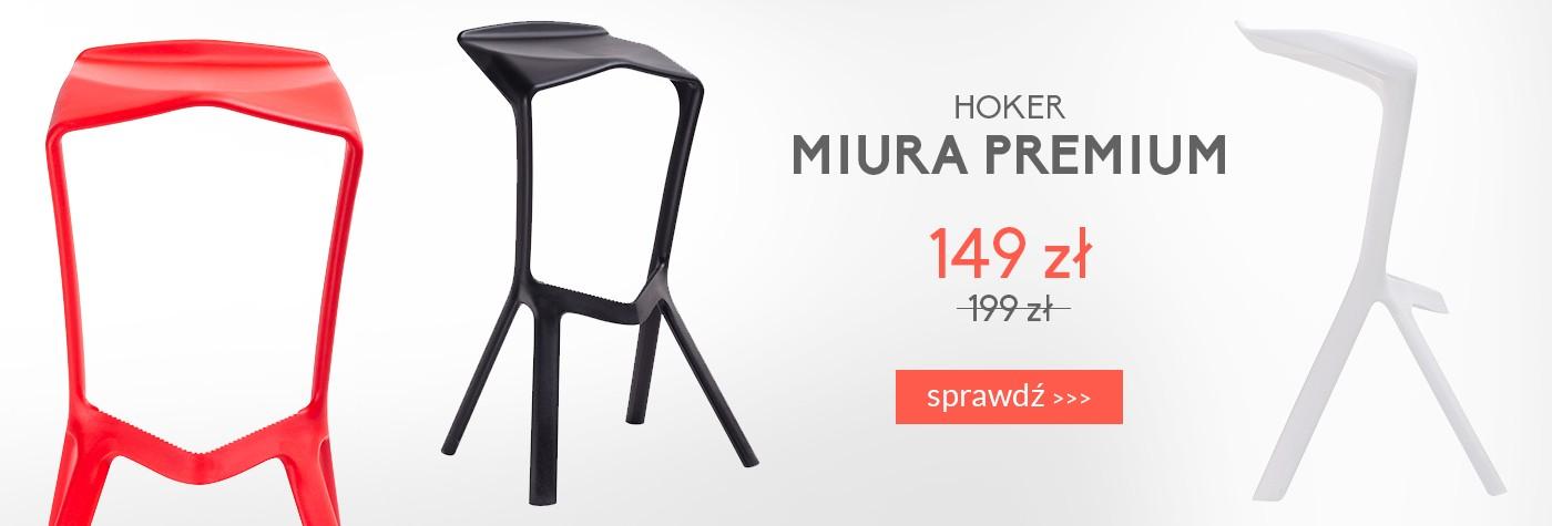 Hokery Miura Premium - niższa cena