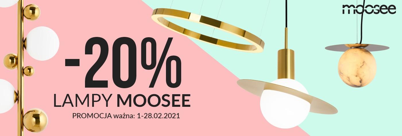 Promocja Moosee -20%