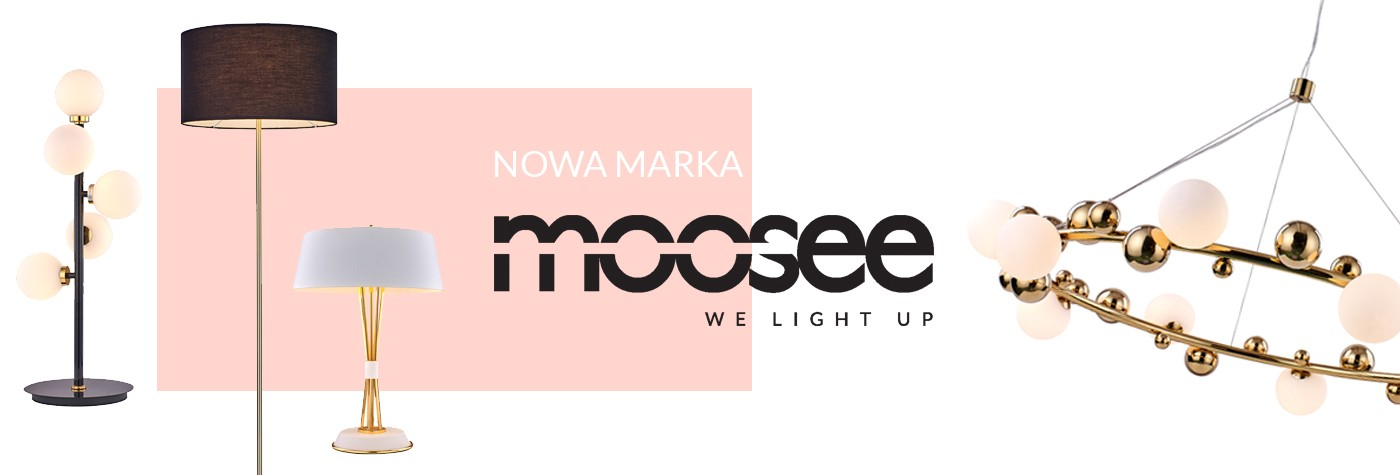 Lampy MOOSEE w ofercie Pandizajn.pl